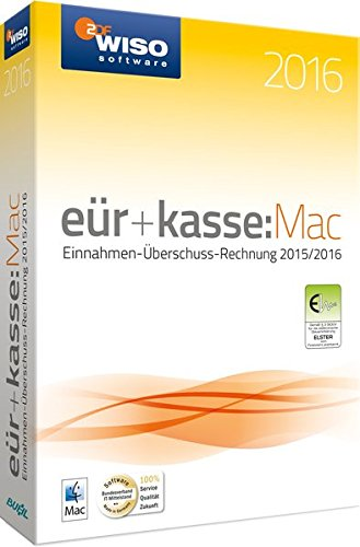 WISO eür & kasse:Mac 2016