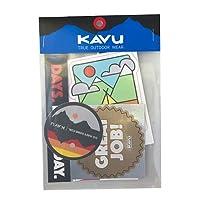 KAVU(カブー) ステッカーパック(Go Have Some Fun) 19811082