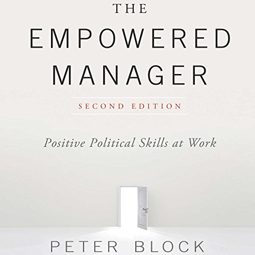 The Empowered Manager, Second Edition audiobook cover art