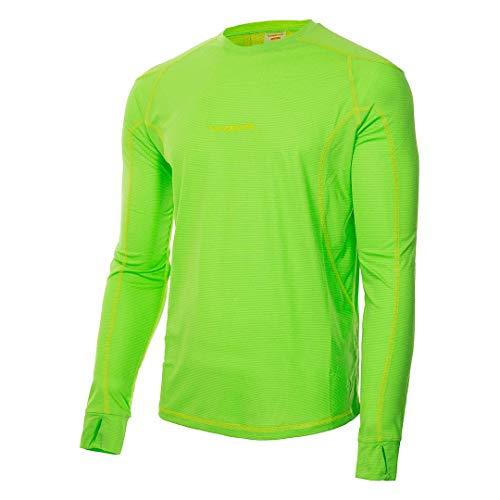 Trangoworld BAILO Camiseta, Hombre, Verde, 3XL
