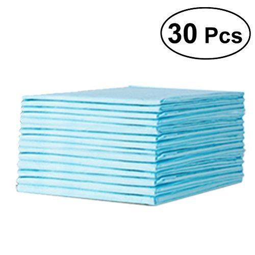 Confezione da nr.30 traverse assorbenti per la protezione del letto, traspiranti e impermeabili.