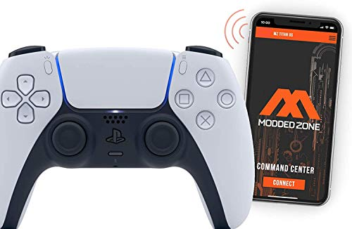 PS5 DualSense Wireless Controller Smart Rapid Fire Modded Controller for Playstation 5 for Major Shooter games