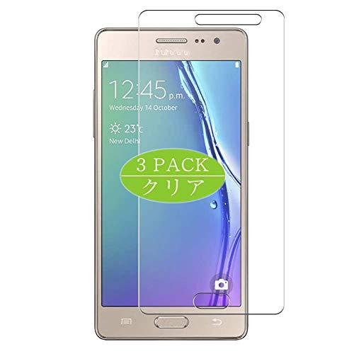 VacFun 3 Piezas Claro Protector de Pantalla, compatible con Samsung Z3 Corporate...