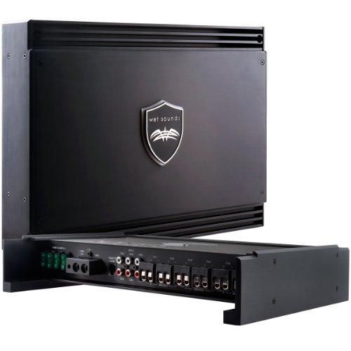 Wet Sounds Sinister Series SD6 Amplifier - Class D 1750 Watt Full Range Amp