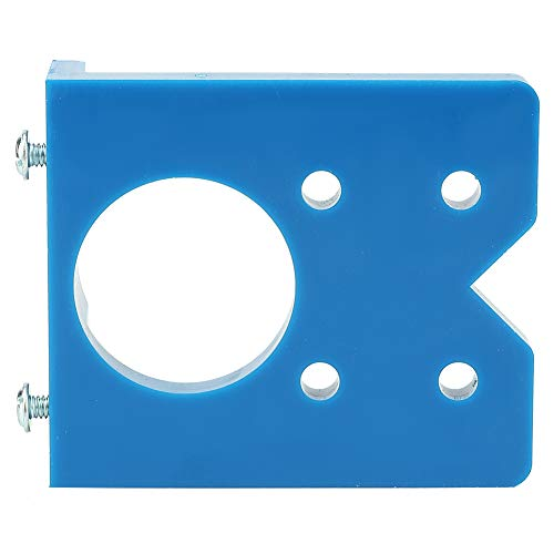 Aramox Hinge Hole Jig, 35mm Drilling Door Locator Guida per trapano a cerniera nascosta Guida per trapano per foro di alesatura Blu