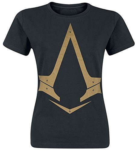 Assassin's Creed Syndicate T-Shirt (Damen) -L- Gol