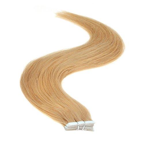 Ruban adhésif en Extensions de cheveux | 45,7 cm | 50PS | 50 g | Blonde Dream (27)