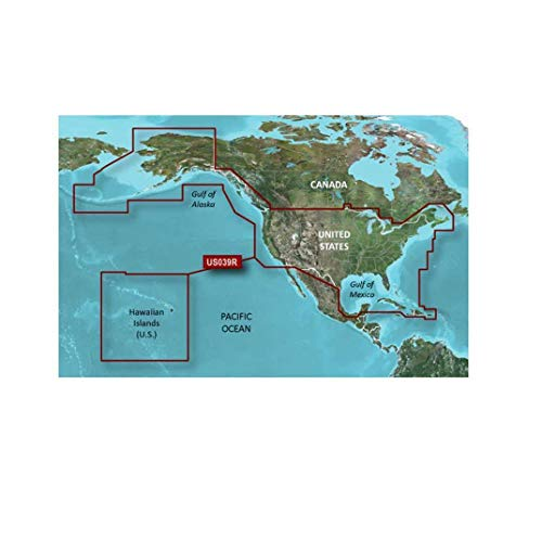 Cheapest Prices! Garmin Bluechart G2 - HXUS039R - Us G2 (Entire Us) - MicroSD and SD