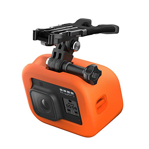 GoPro Mundhalterung + Floaty für HERO8 Black (Offizielles GoPro Zubehör)