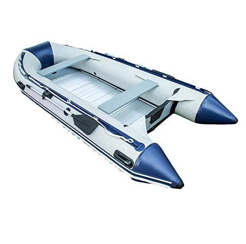 B/H Bote Inflable de Pesca Engrosado,Bote Inflable Grueso, Barco de Pesca al Aire Libre,lancha motora Kayak