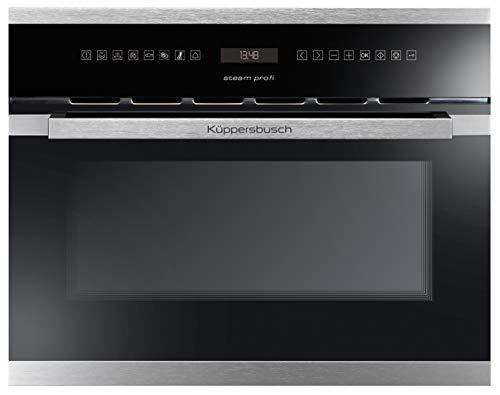 Küppersbusch EDG6551.0J1 Compact Dampfgarer Premium +, 59,5 cm, 35 l Garraum, Design...