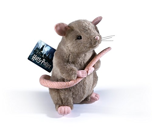 The Noble Collection Harry Potter Scabbers Plush