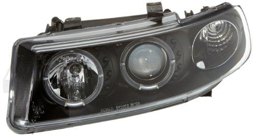 Accessoires koplampen koplampen reservelampen koplampen Seat Leon/Toledo type 1M bouwjaar 97-05 zwart