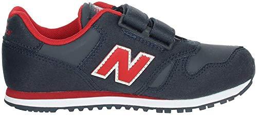 NEW BALANCE 373 Zapatillas Moda Nino Azul/Rojo - 35 - Zapatillas Bajas