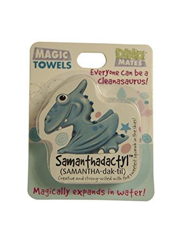 John Hinde DinoMates Magic Towel, Samantha