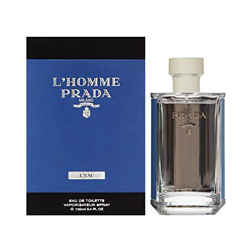 Perfume L'Homme L'Eau - Prada - Eau de Toilette Prada Masculino Eau de Toilette