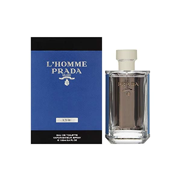 PRADA L'HOMME One of the best colognes of 2020