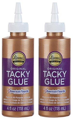 "2-Pack - Aleene's Original ""Tacky"" Glue - 4 Ounce"