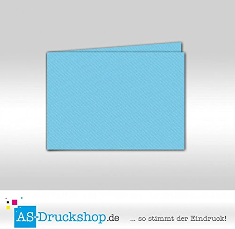 Faltkarte Faltkarte Faltkarte - Azur 100 Stück DIN A6 quer B0794XHNR8 | Spielzeugwelt, fröhlicher Ozean  6b9282