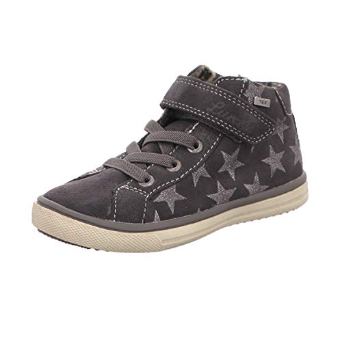 Lurchi Salamander 340236 High 33-13611-25 Chaussures pour enfant Gris - Gris - gris, 24 EU