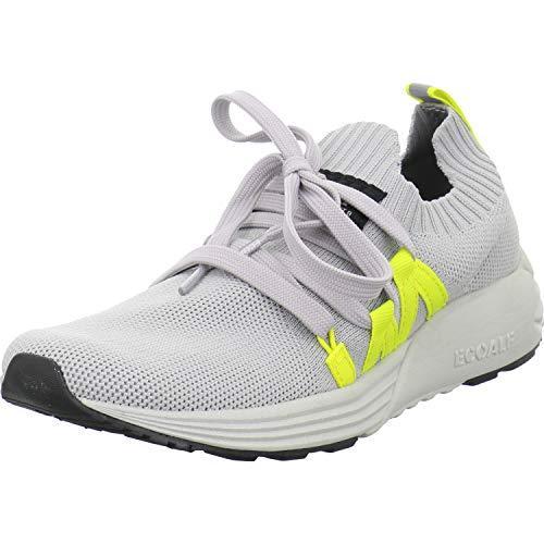 ECOALF Bora Sneaker Größe 41 EU Grey/Yellow