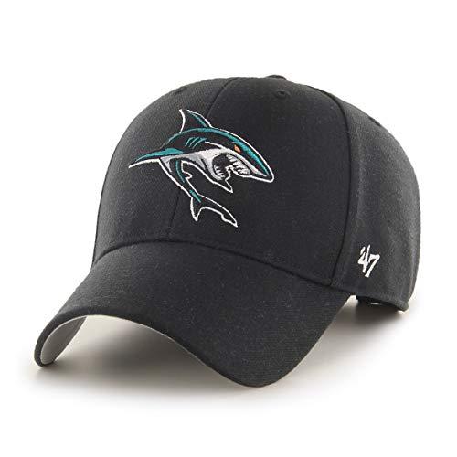 '47 Brand NHL San Jose Sharks Basecap Cap Kappe Baseball Baseballcap