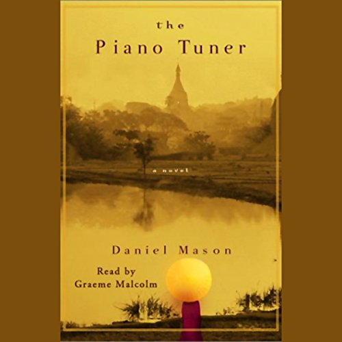 The Piano Tuner audiobook cover art