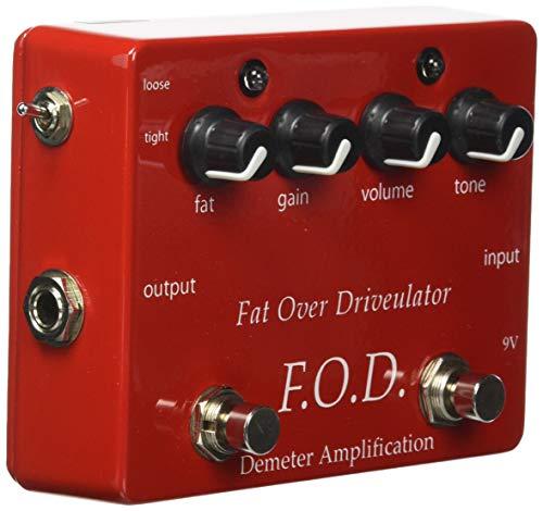Demeter ディメーター オーバードライブ ギターエフェクター FOD-1