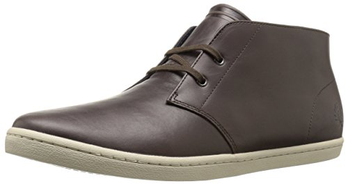 BOTIN BYRON MID LEATHER DARK CHOCOLATE 45