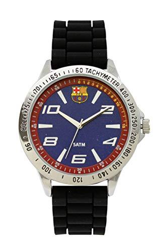 FCB Reloj Pulsera Caballero 5atm FC Barcelona