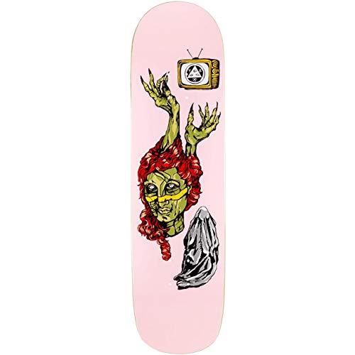 Welcome Skateboard Deck Beldam, Größe:8.5, Farben:pink