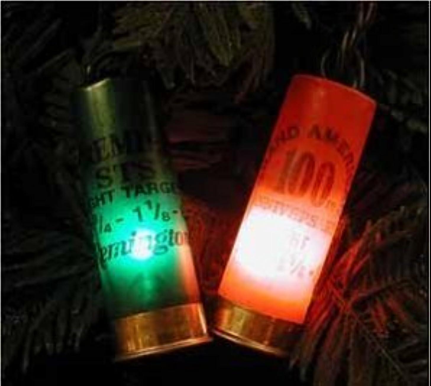 Shotgun Shell Christmas Lights (100 Light Strand)