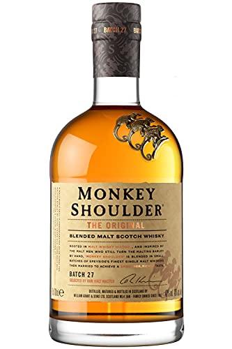 Monkey Shoulder Whisky de malta mezclado,70 cl