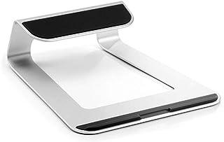 O&YQ Soporte para Computadora Portátil Aleación de Aluminio Radiador Computadora Soporte para Computadora Portátil para Proteger la Columna Cervical Ligera Mesa
