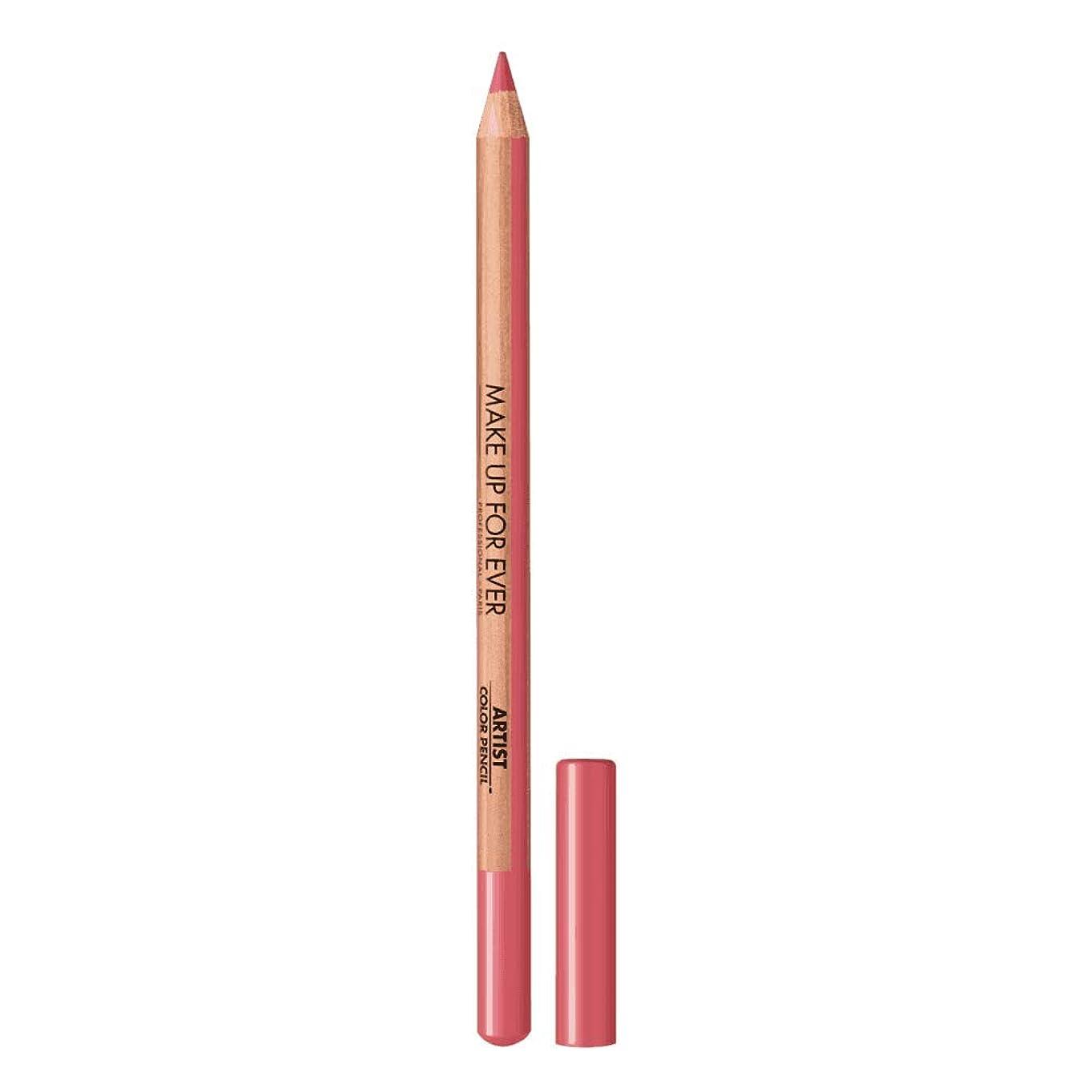 内側反動結論メイクアップフォーエバー Artist Color Pencil - # 806 Go Ahead Pink 1.41g/0.04oz並行輸入品