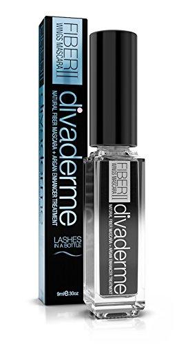 Divaderme Fiberwings II Black 9 ml