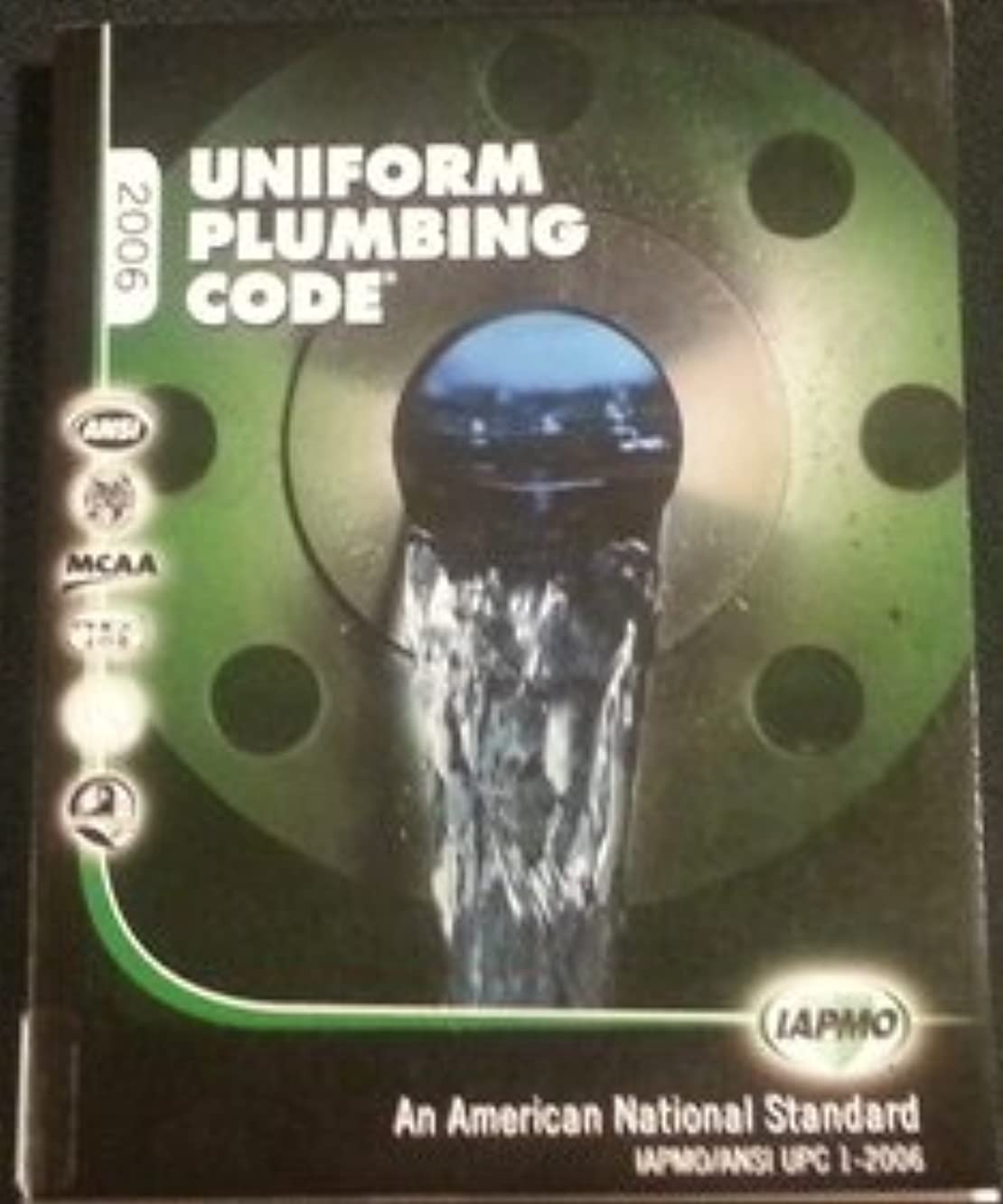 Uniform Plumbing Code, 2006 Edition (Softcover Version)
