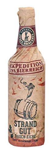 Rügener Insel-Brauerei - Strand Gut Craftbier 5,5% Vol. Bier - MW0,75l inkl. MEHRWEG-Pfand