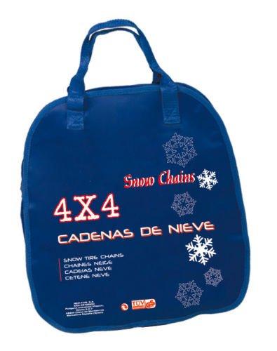 N.º 40 - Cadenas de nieve para 4 x 4, autocaravana y coche