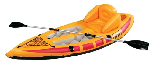 1-Person Sit-On-Top Touring Kayak with Paddle by Coleman