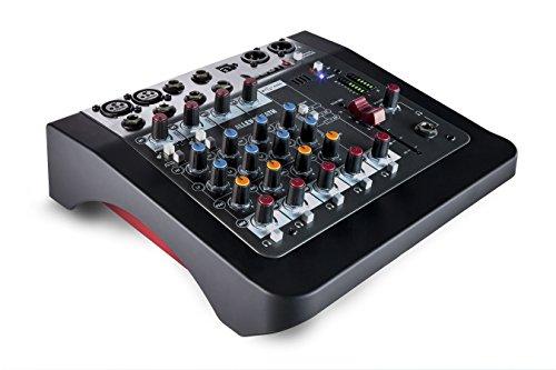 Allen & Heath Zedi-8 híbrido Compacto Mezclador y la Interfaz de Audio...