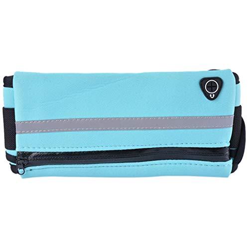 Multifunction Outdoor Running Waist Bag Waterproof Mobile Phone Holder Jogging Belt Women Gym Fitness Bag Female Sport Accessories Travel Bag