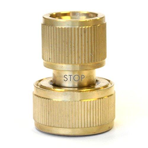 TATAY 0083200 Stop Raccord 19-26 mm Laiton Dimensions 4 x 4 x 6 cm