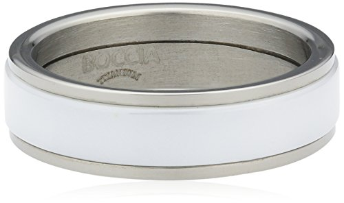 Boccia Damen-Ring Titan Keramik Gr. 54 (17.2) - 0132-0154