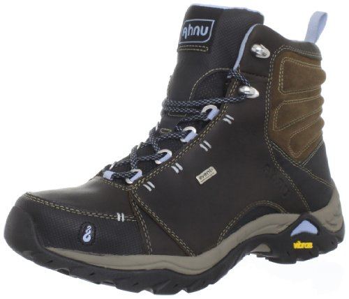 Ahnu Women's Montara Boot Hiking Boot,Smokey Brown,7 M US