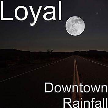 Downtown Rainfall