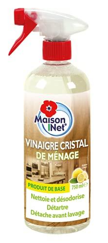 Maison Net Vinaigre Cristal de M...