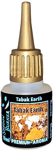 Tabak Earth, Shadow Burner 10 ml Aroma, ohne Nikotin