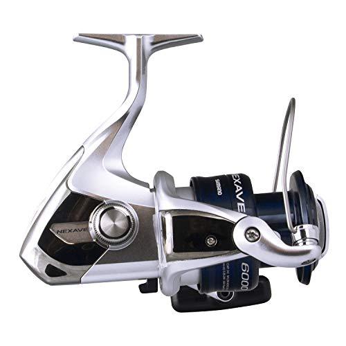 Shimano Moulinet Nexave 6000 Fe Nex6000Fe Sh46A18001