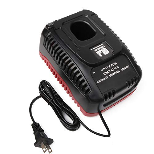 AriTan Replacement Craftsman 19.2 Volt C3 Battery Charger 315.CH2030 CH2021 140152004 for 19.2-Volt Craftsman XCP Lithium & Ni-Cd Battery 315.PP2030 315.PP2011 935709 5336 PP2011 315.PP2020 315.PP2025